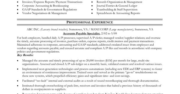 Http://www.jobresume.website/accounts-payable-resume-examples