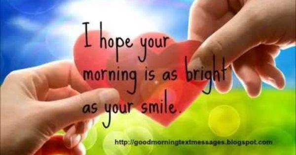 Romantic Good Morning Text Quotes: Favorite Good Morning Text SMS Messages To Send