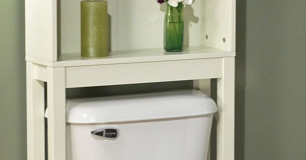 Bathroom space saver over toilet cupboard such a good idea for small spaces furniture - Small bathroom space savers image ...