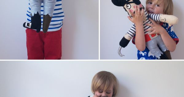 DIY Tutorial: DIY Halloween Costume / DIY Pirate Costume - Bead&Cord