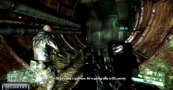 Crysis 3 Gameplay Walkthrough Part 11 Post Human Post Human Gameplay Human