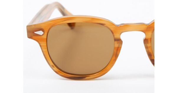 Moscot lemtosh blonde close for the boy