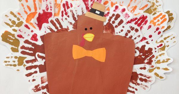 cute! | Thanksgiving | Pinterest | Kids Thanksgiving, Preschool Crafts