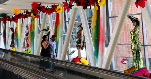 Decoracion casas carnaval de barranquilla 2014 buscar - Decoracion de carnaval ...