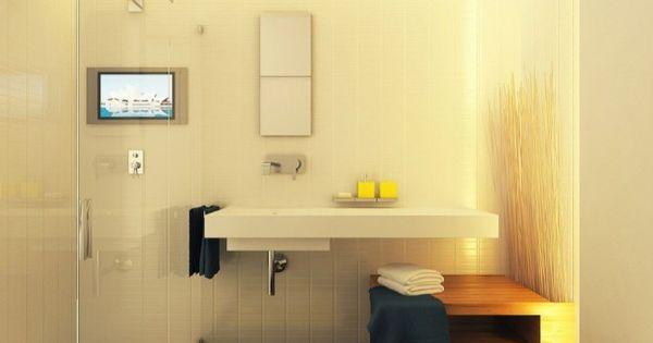 Arredare un bagno piccolo quadrato - Arredare bagno quadrato ...