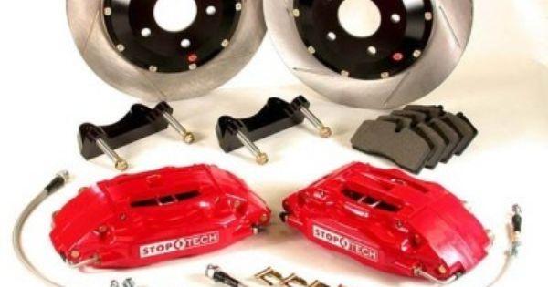 Stoptech Bmw 1 Series E81 E87 130i 120i 04 09 Front Big