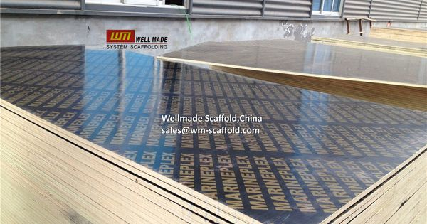 China Leading Oem Scaffolding Manufacturer Construction Concrete Formwork Film Faced Plywood Concrete Formwork Aluminum Planks Concrete