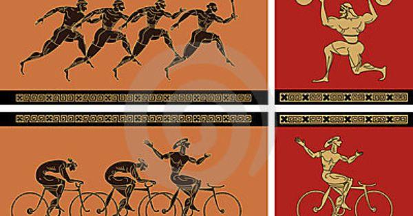 ancient greek sports   Gymnasium ( MOOC )   Pinterest   Sports ...