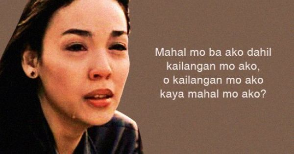 Famous Line Ng Mga Artista : Hugot lines from pinoy movies entertainment