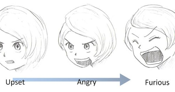 Draw Angry Manga Mouth Jpg 600 261 Manga Mouth Drawings Angry Anime Face