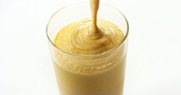 Bourbon Pumpkin Milkshakes | Recipe