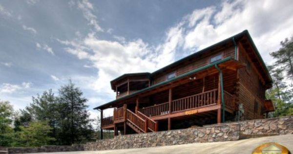 The Hostler House Pigeon Forge Cabin Rental 3 Bedrooms 3 Baths Sleeps 10 Pigeon Forge