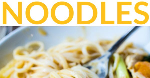 Curry noodles, Curries and Noodles on Pinterest