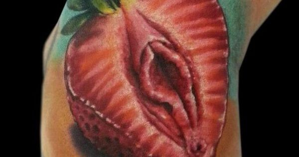 Image result for vagina tattoo wait that looks like a for Tattoos around vagina
