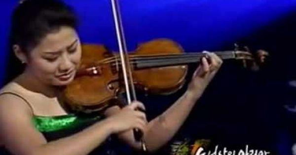 J S Bach Aria Na 4ª Corda Sarah Chang Arioso Bach For