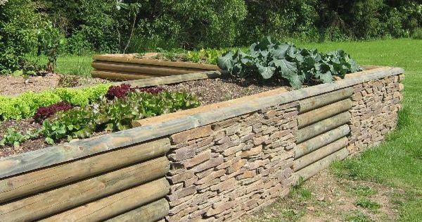 Bordures pour jardins sentiers et all es trucs et for 1001 trucs et astuces pour le jardin