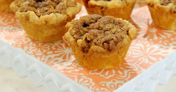 Peach Cutie Pies | Recipe | Pies, Peaches and Martha Stewart