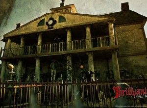 These 13 Haunted Houses In Texas Will Terrify You In The Best Way Scary Haunted House Haunted Houses In America Haunted Houses In Texas