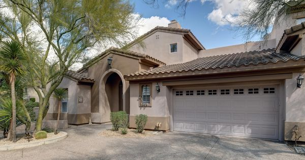 20802 N Grayhawk Dr Unit 1072 Scottsdale Az 85255 Home For Sale Patio Fireplace First Time Home Buyers House Prices