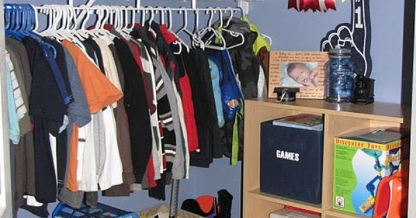 Kids closet toy organization ideas organization Closet toy storage ideas