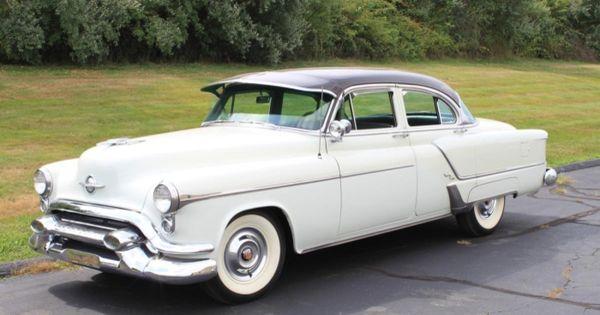 1953 oldsmobile 98 4 door sedan oldsmobile pinterest for 1947 oldsmobile 4 door sedan