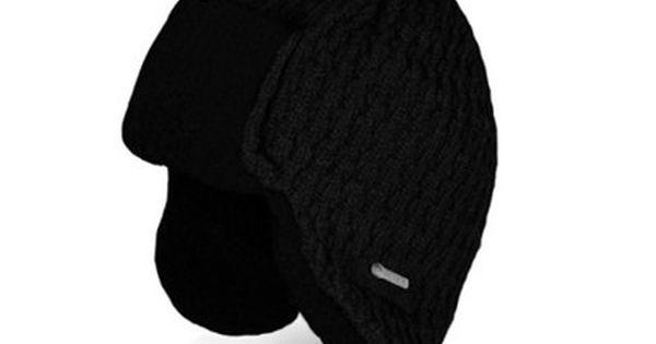 Meska Czapka Uszatka Na Zime Ciepla Na Prezent Hit 6423867590 Oficjalne Archiwum Allegro Winter Hats Fashion Beanie