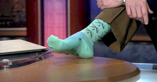 Tv Weatherman Dave Saleski Shows Off His Portland