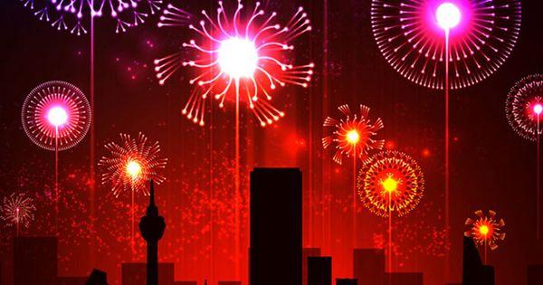 fireworks frenzy showcase