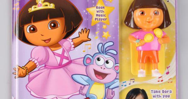 Dora The Explorer Dora The Explorer Take Along Tunes