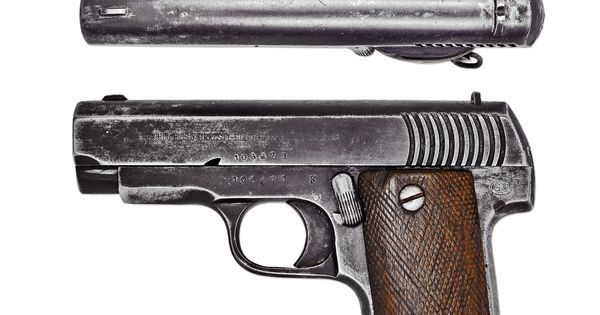 Guns, Weapons And 32 Acp