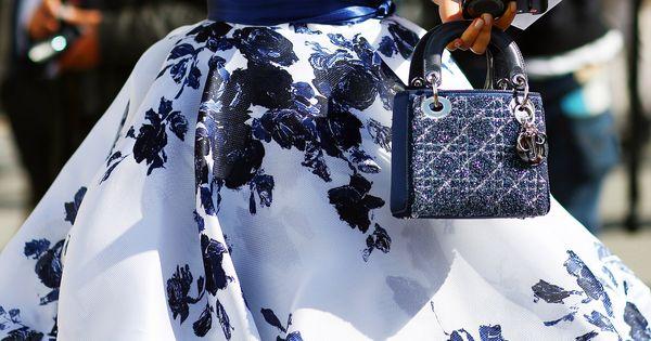 Christian Dior during Paris Fashion Week, Spring 2013