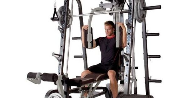 Marcy Diamond Elite Home Gym See More Exercise Machines