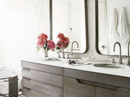 DESIGN: Bathroom mirrors