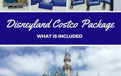what is included in a disneyland costco package deal great perks saves money disney. Black Bedroom Furniture Sets. Home Design Ideas