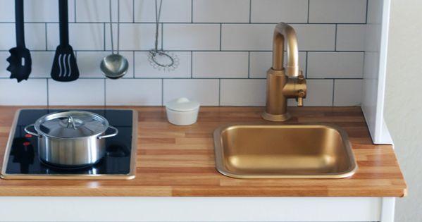 customiser la mini cuisine ikea duktig chambres d 39 enfants pinterest les minis ikea et. Black Bedroom Furniture Sets. Home Design Ideas