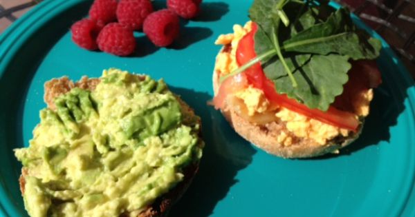 ... Egg or egg whites •Spinach •Nummy cheese st sandwich | Pinterest