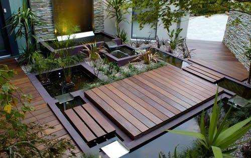Outdoor Zen Garden | Water garden zen Bali