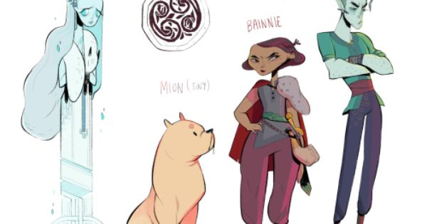 Character Design Lineup : Character design lineup ill upload the poses later i