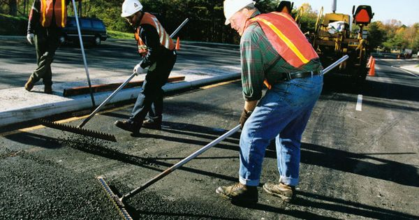 Asphalt Workers Experienced White Card All Levels Licence