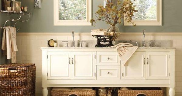 Pottery Barn Bathroom Vanity Craigslist Vanity Furniture Bathroom Pinterest