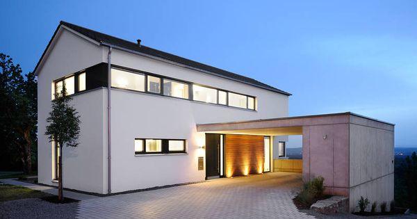1128 einfamilienhaus neubau architekten garagen pinterest neubau. Black Bedroom Furniture Sets. Home Design Ideas