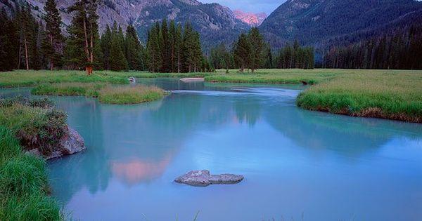 Wind River Range Rocky Mountain National Park