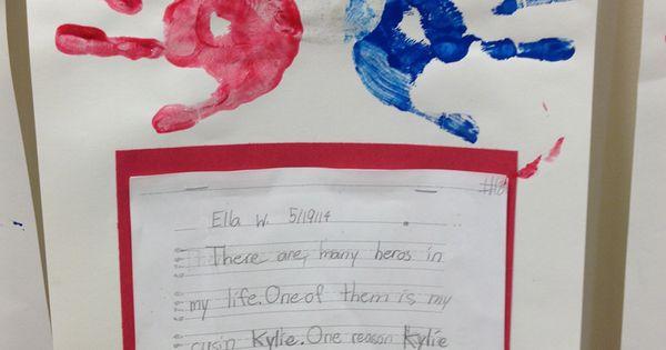 memorial day writing activities kindergarten