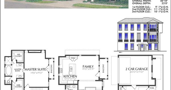 Townhouse plan d5160 u2 rework stair to install elevator for Elevator townhomes