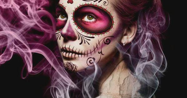 Day of the dead, sugar skull, dia de los muertos | See more about Day Of The Dead, Sugar Skull and Skull.