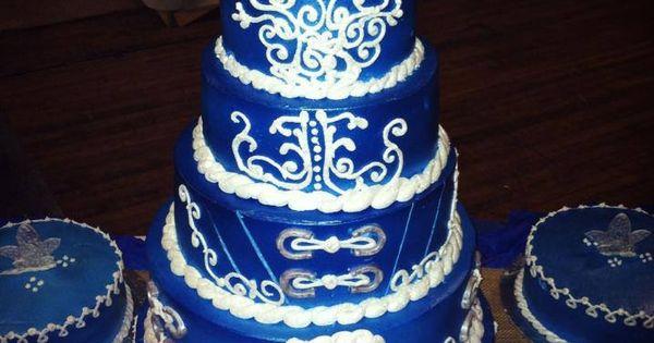 Quiceanera cake