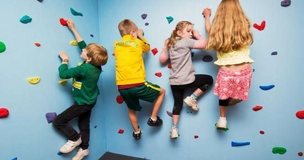 How to build a climbing wall better homes and gardens Yahoo better homes and gardens