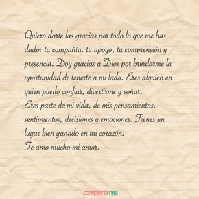 Frasesdeamor Pro Cartas De Amor Románticas Palabras De Amor Carta A Mi Amor