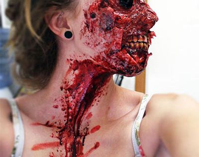 Halloween is coming and only few days are left. People are busy to get different ideas of costume, This post contains the Creepiest Halloween makeup ideas. | See more about Scary Halloween, Scary Halloween Makeup and Halloween Makeup.