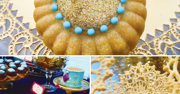 Princess Jasmine Birthday Party (Arabian Nights) // Hostess with the Mostess®